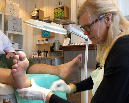 Hilde De Munter Medische Pedicure in Oostende